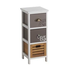 Komoda s 3 zásuvkami Geese Adrien