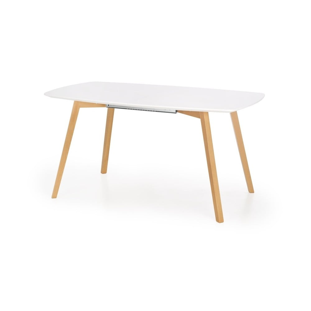 Rozkladací jedálenský stôl Halmar Kajetan, dĺžka 135 - 185 cm