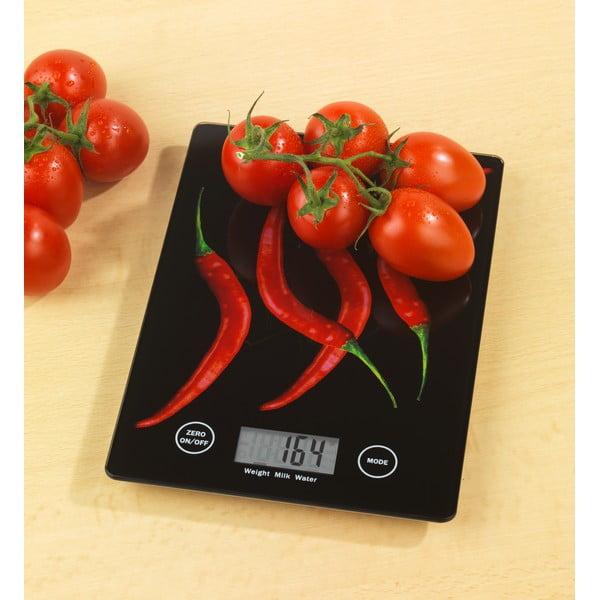 Kuchynská váha Peperoni