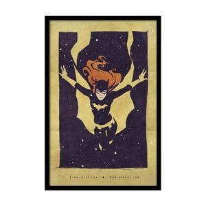 Plagát Catwoman, 35x30 cm