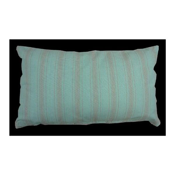 Vankúš Linen Blue, 30x50 cm