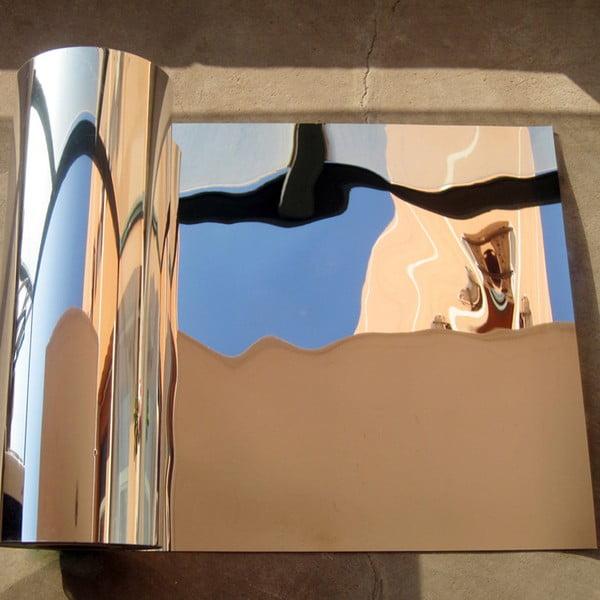 Zrkadlová adhezívna samolepka Ambiance Mirror