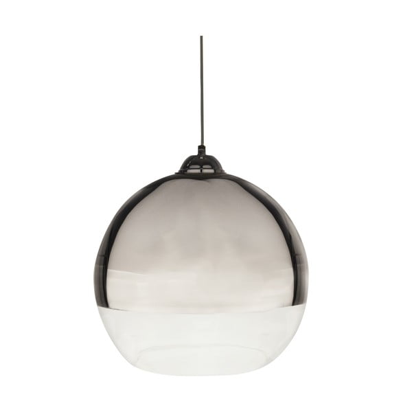 Závesné svetlo Lux Silver, 35 cm