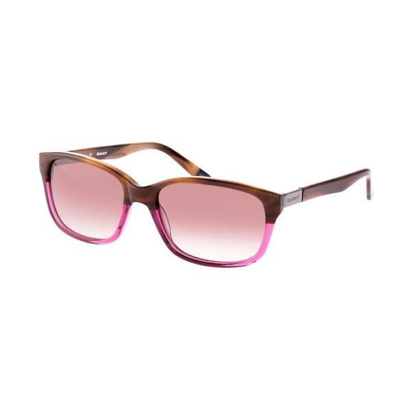 Dámske slnečné okuliare GANT Brown Violet