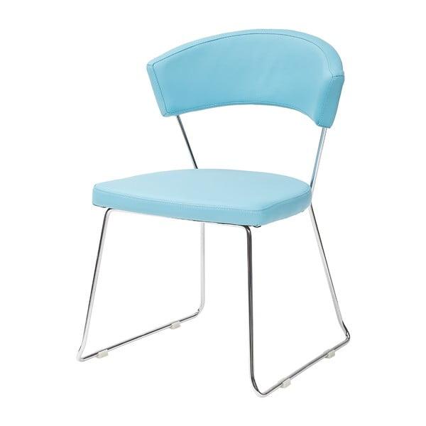 Stolička Bacco, modrá