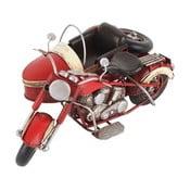 Dekoratívna motorka InArt Moto