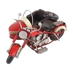 Dekorácia v tvare motorky InArt