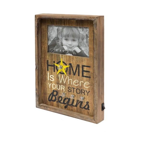 Fotorám Home Is
