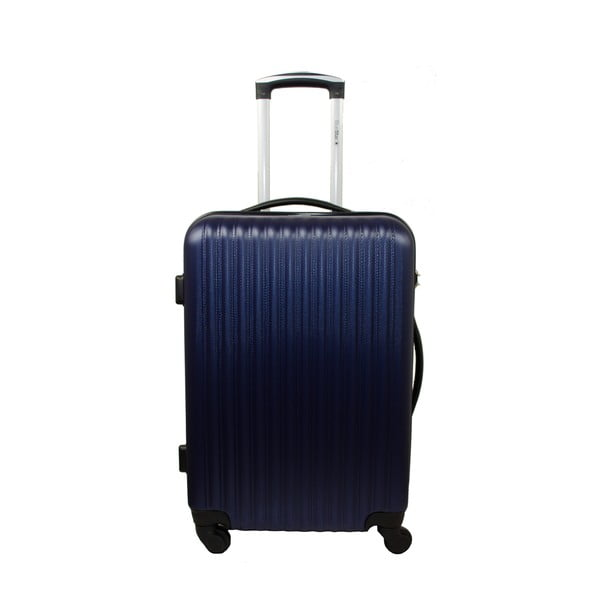 Sada 3 kufrov Brand Developpement Roues Cadenas Dark Blue, 105 l/72 l/40 l