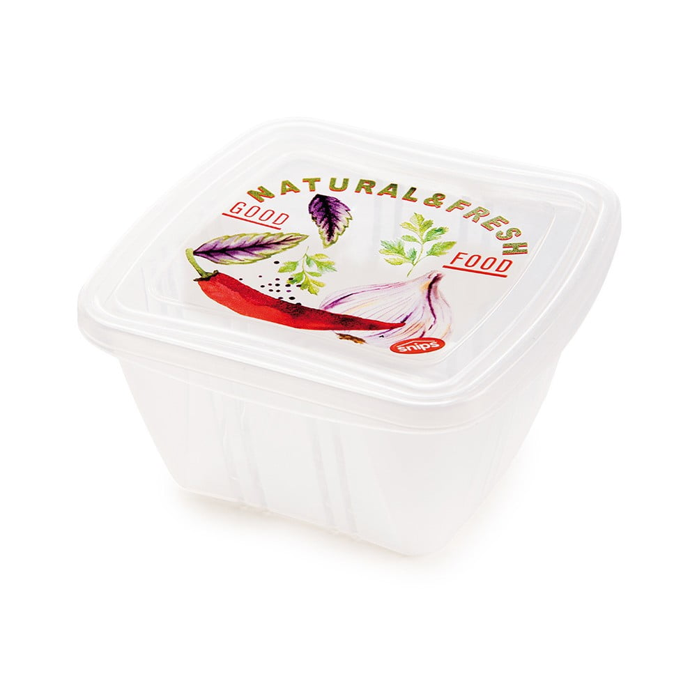 Sada 3 škatuliek na potraviny Snips Vintage, 0,25 l