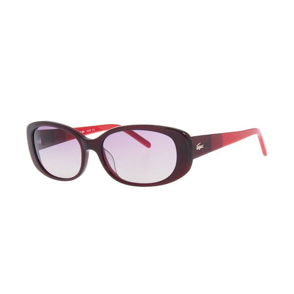 Dámske slnečné okuliare Lacoste L628 Bordeaux