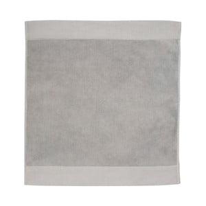 Sivá kúpeľňová predložka Seahorse Pure, 50×60cm