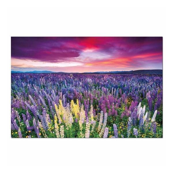 Obraz na plátne Purpel Sky, 120x80 cm
