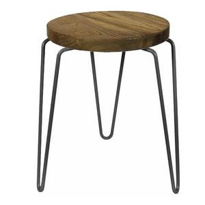 Odkladací stolík Red Cartel Flex Black