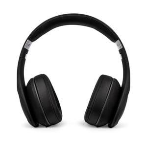 Čierne slúchadlá Veho ZB-6