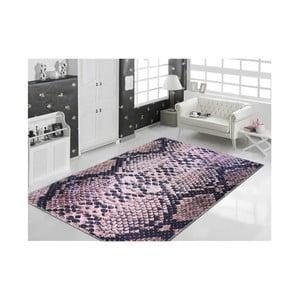 Odolný koberec Vitaus Snake, 120 x 160 cm