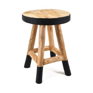 Drevená stolička z teakového dreva Moycor Marsella