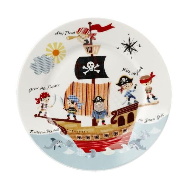 Detský set riadu Churchill China Pirates, 4 ks