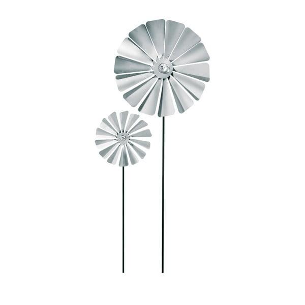 14-lopatkový veterník Blomus Viento, 30 cm