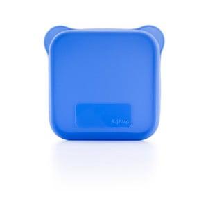 Silikónový obal na sandwich, modrý
