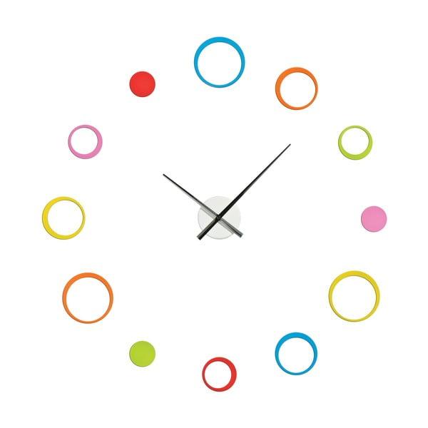 Nástenné hodiny DIY Color, 31 cm
