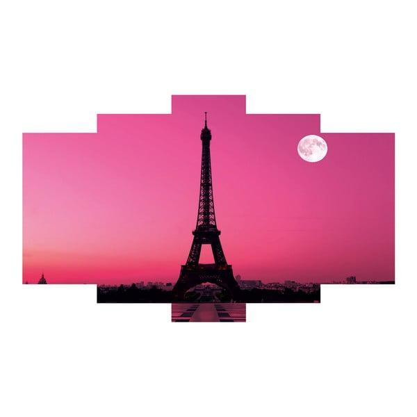 5-dielny obraz Paris