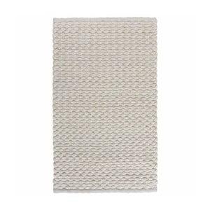 Krémová kúpeľňová predložka  Maks, 60 x 100 cm