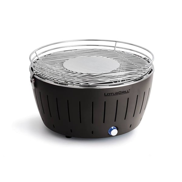Nedymiaci  gril LotusGrill XL Antrazith Grey