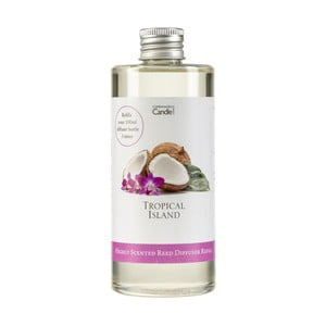 Náplň do aroma difuzéra Tropical Island Silver, 300 ml