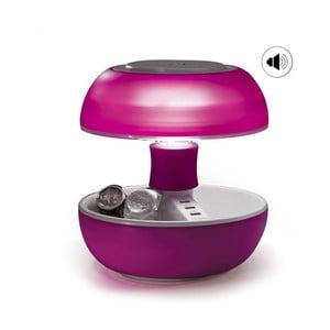 Stolná lampa, nabíjačka a reproduktor v jednom Joyo Light, ružová