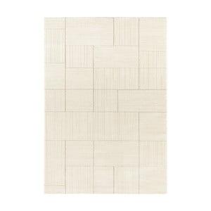Krémový koberec Elle Decor Glow Castres, 200 x 290 cm