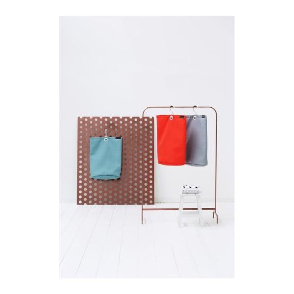 Závesná taška na bielizeň Space Red, 35 l