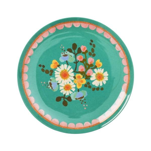 Dezertný tanier Jade Flower