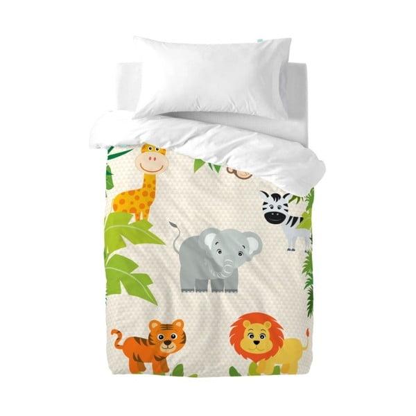 Obliečky Little W Jungle, 100×120cm