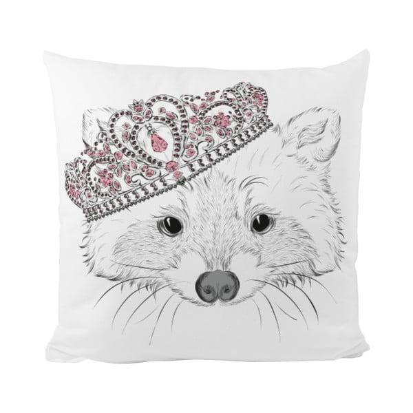 Vankúš Royal Raccoon, 50x50 cm