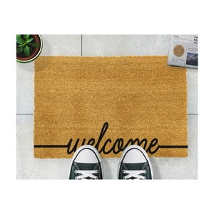 Rohožka Artsy Doormats Welcome Scribbled, 40 × 60 cm