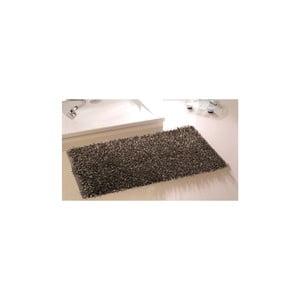 Kúpeľňová predložka Metallic Look Brown, 50x70 cm