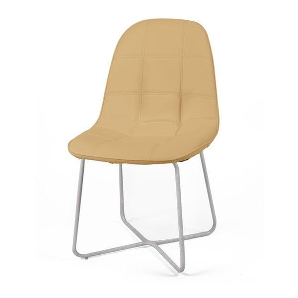 Jedálenská stolička Sveva, cappuccino