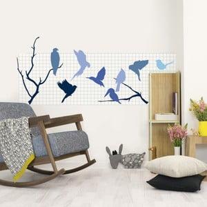 Samolepka Chispum Magnet Wall Sticker Birds