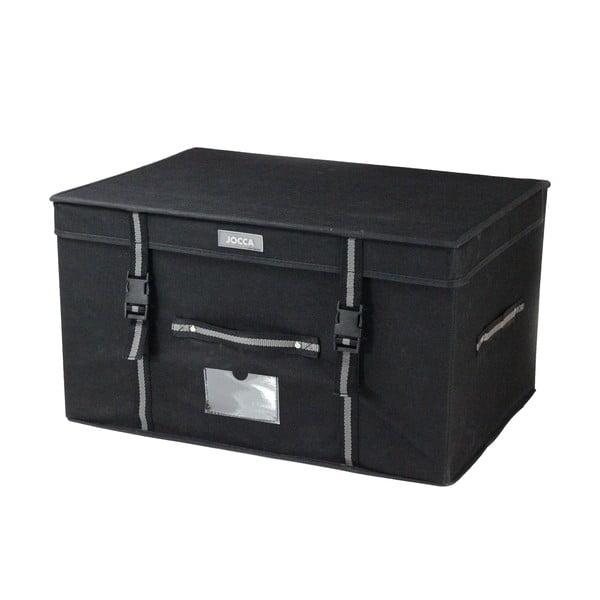 Čierny úložný box JOCCA Storage Box