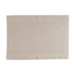 Béžové prestieranie Blyco Indi, 35 x 50 cm