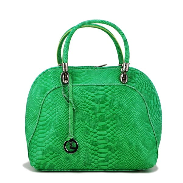 Kožená kabelka Bugatti Verde