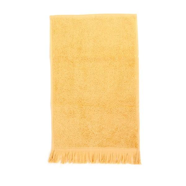 Sada 6 žltých bavlnených uterákov Casa Di Bassi Sun,30x50cm