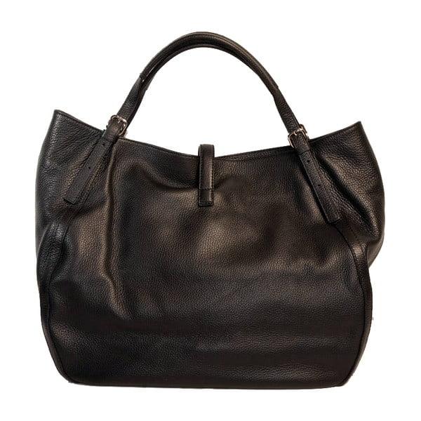 Kožená kabelka Andrea Cardone 2001 Black