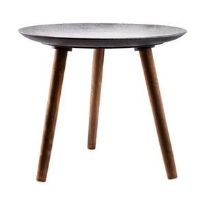 Odkladací stolík KJ Collection Moly, 55 cm