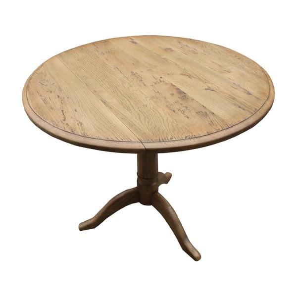Okrúhly stôl Athezza Meals Oak Plateau