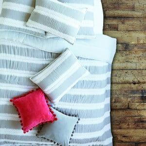 Prikrývka na posteľ Grey, 180x220 cm