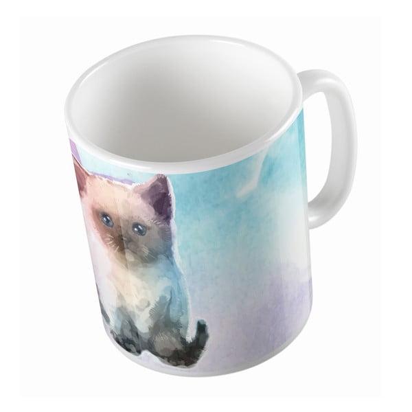 Hrnček Butter Kings Watercolour Cat