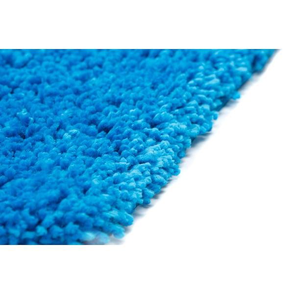 Kúpeľňová predložka Citylights Blue, 65x110 cm