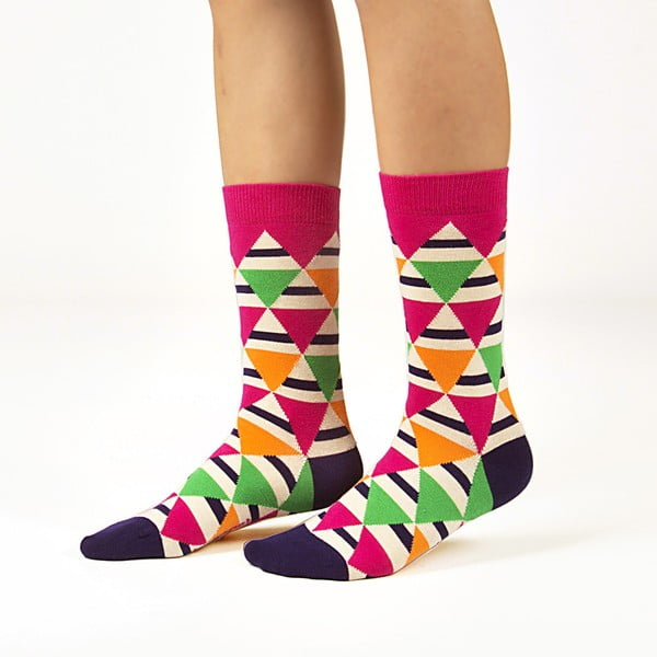 Ponožky Ballonet Socks Circus, veľkosť36-40